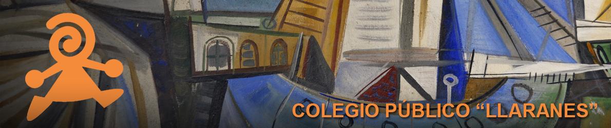 """Colegio Público """"Llaranes"""""""